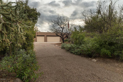 Pima County, Pinal County Single Family Home For Sale: 4720 N Soldier Trail