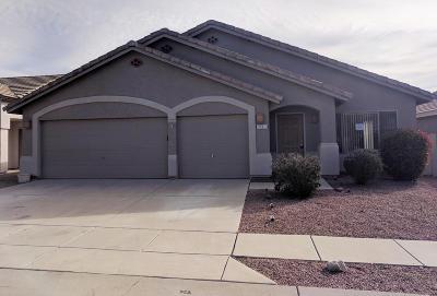 Tucson Single Family Home Active Contingent: 10212 E Gray Hawk Drive