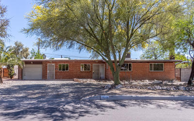 Single Family Home Active Contingent: 4228 E Timrod Street