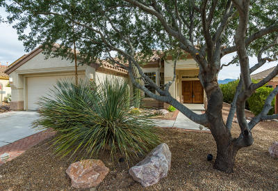Marana Single Family Home For Sale: 5414 W Winding Desert Drive