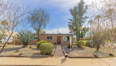 Tucson Single Family Home For Sale: 4536 E 14th Street