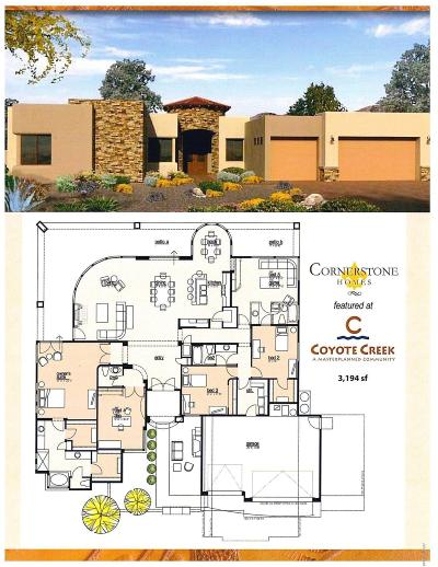 Vail Single Family Home For Sale: 8055 S Circle C Ranch --- To Be Built #L-259
