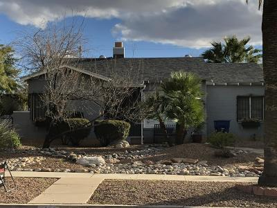 Tucson Single Family Home For Sale: 2122 E 7th Street