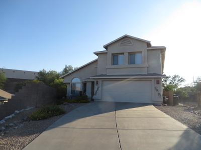 Single Family Home For Sale: 7952 E Blindweed Drive