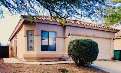 Pima County Single Family Home Active Contingent: 15064 S Theodore Roosevelt Way