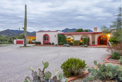 Pima County Single Family Home For Sale: 4901 W Kay T Drive
