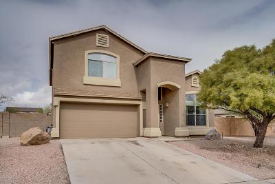 Tucson Single Family Home Active Contingent: 3340 W Avenida De San Candido