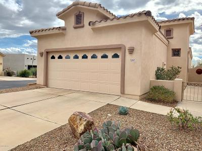 Pima County, Pinal County Single Family Home For Sale: 5067 N Pinnacle Cove Drive