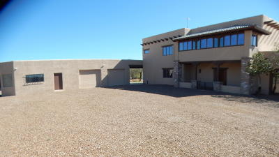 Pima County Single Family Home For Sale: 14120 N Skyhawk Drive