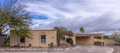 Tucson Single Family Home For Sale: 9045 E Calle Bogota