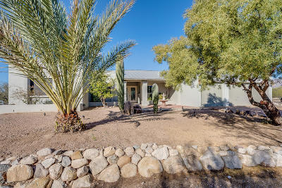 Pima County, Pinal County Single Family Home For Sale: 3581 N Lynford Place
