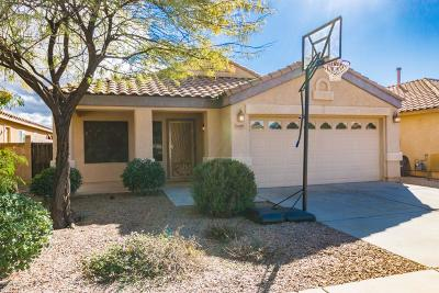Single Family Home Active Contingent: 10470 E Rose Hill Street
