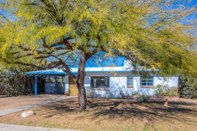 Tucson Single Family Home For Sale: 5707 E Rosewood Street