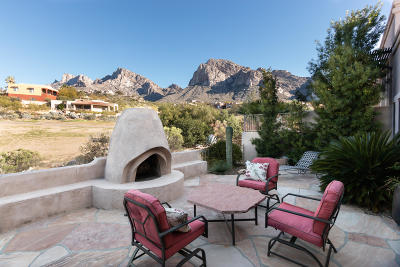 Oro Valley Townhouse For Sale: 9940 N Ridge Shadow Place