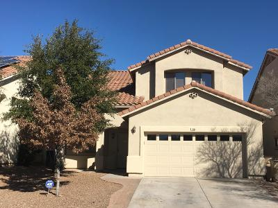 Sahuarita Single Family Home Active Contingent: 66 W Camino Rancho Quito