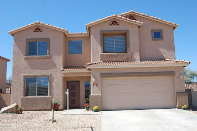 Single Family Home For Sale: 8184 S Placita Almeria
