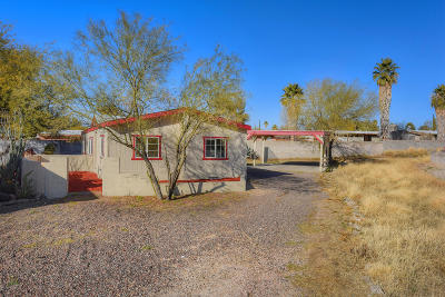 Pima County Manufactured Home For Sale: 3701 S Peggy Lane
