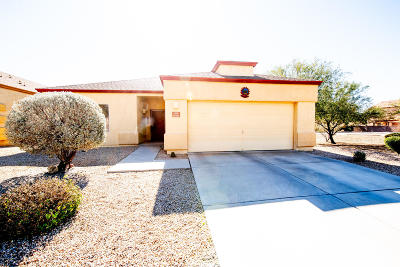 Pima County, Pinal County Single Family Home For Sale: 5780 E Calle Misericordia