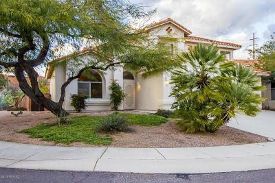 Tucson Single Family Home Active Contingent: 626 W Paseo Rio Grande