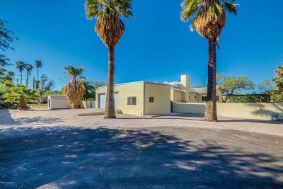 Pima County Single Family Home For Sale: 3668 E Baker Place