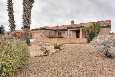 Green Valley Single Family Home For Sale: 4333 S Via De Febrero