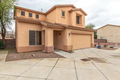 Tucson Single Family Home For Sale: 3346 N Camino La Jicarrilla