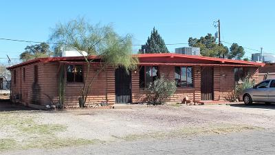 Tucson Residential Income For Sale: 1308 N Roberts Way