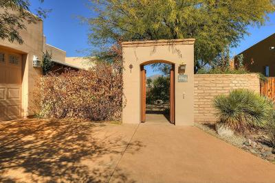 Tucson Single Family Home Active Contingent: 4962 E Commissary Court