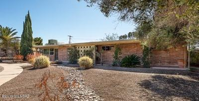 Tucson Single Family Home For Sale: 5656 E Towner Street
