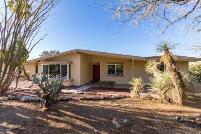 Tucson Single Family Home For Sale: 6121 N Placita Arco