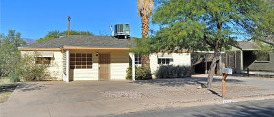 Tucson Single Family Home For Sale: 5533 E Linden Street