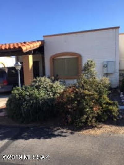 Green Valley Single Family Home Active Contingent: 1459 W Camino Calderon