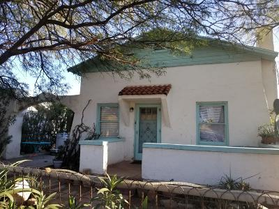 Tucson Single Family Home For Sale: 45 W 31st Street