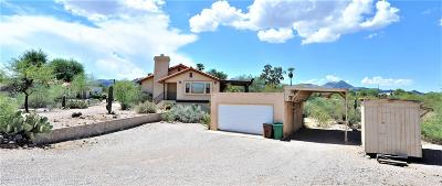 Tucson Single Family Home For Sale: 3660 W El Moraga Place