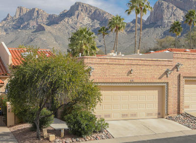 Oro Valley Townhouse Active Contingent: 10116 N Sawgrass Drive