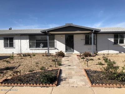 Tucson Single Family Home For Sale: 9775 E Colette Street