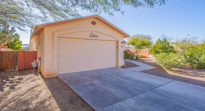 Single Family Home Active Contingent: 9962 E Depot Drive