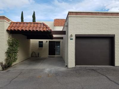 Pima County Townhouse For Sale: 74 N Camino Imagen