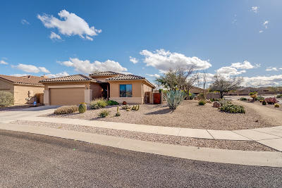Green Valley Single Family Home For Sale: 2222 N Vuelta Entera