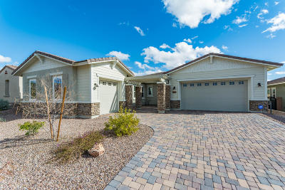 Pima County Single Family Home For Sale: 7405 W Cactus Flower Pass