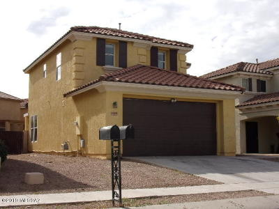 Tucson Single Family Home For Sale: 4868 E American Beauty Drive