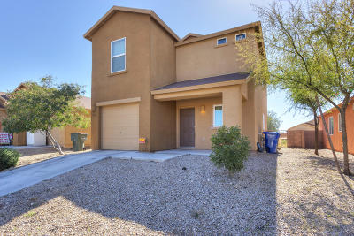 Pima County, Pinal County Single Family Home For Sale: 906 E Robert Hansen Drive