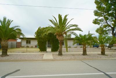Sahuarita Single Family Home Active Contingent: 17728 S Camino De Las Quintas