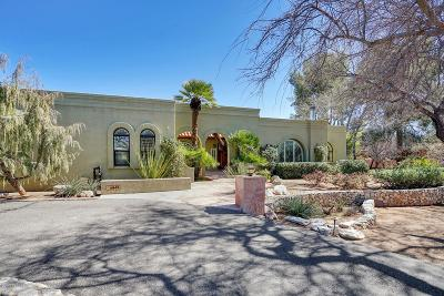 Tucson Single Family Home For Sale: 11849 E Wagon Trail Road