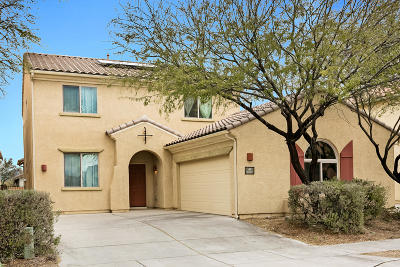 Tucson Single Family Home For Sale: 10467 E Valley Quail Drive