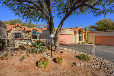Oro Valley Condo Active Contingent: 215 E Horizon Circle