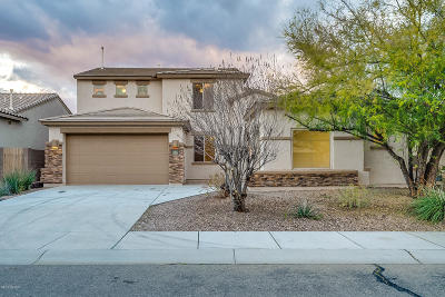 Tucson Single Family Home For Sale: 7897 N Coltrane Lane