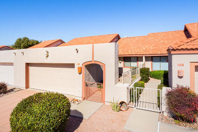 Tucson Townhouse Active Contingent: 8791 N Arnold Palmer Drive