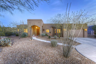 Tucson Single Family Home For Sale: 1502 N Coral Bells Drive