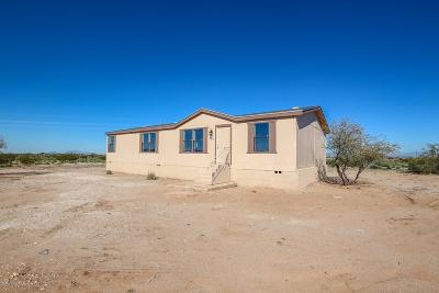 Pima County Manufactured Home For Sale: 7175 N Nelson Quihuis Road